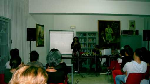 la dott.ssa Elisa Calabrò e dott. Alessandro Motta