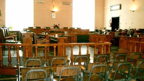 A8ula del consiglio comunale