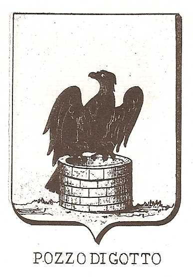 riproduzione dello stemma di Pozzo di Gotto